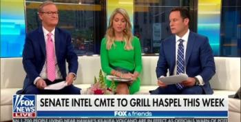 Fox And Friends: Gina Haspel Should Be Proud Of Her Torture Record