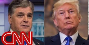 Trump And Hannity Indulge In Late Night Pillow Talk