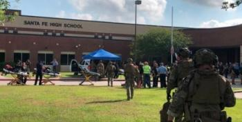 At Least Eight Dead In Texas HS Shooting, And Other Friday News