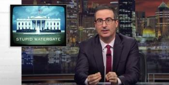 John Oliver Warns Fox News Is Eroding Public Support For Russia Investigation