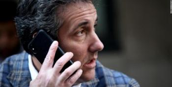 Report: Michael Cohen Willing To Spill Beans On Trump