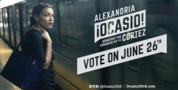 Progressive Alexandria Ocasio-Cortez Pulls Off Stunning Upset In NY-14
