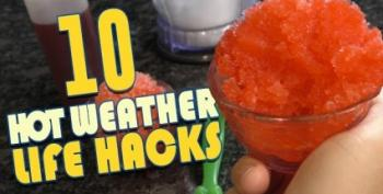 Open Thread - Keeping Cool Life Hacks