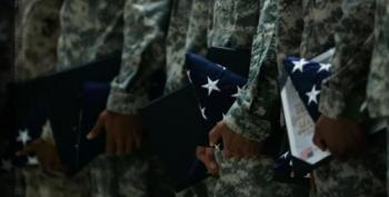 AP: Under The Radar, U.S. Army Is Discharging Immigrant Recruits