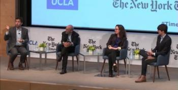 UCLA Public Affairs Dean Holds NYT Coverage Accountable At Times Event