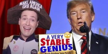 'Stable Genius' Is The Best Randy Rainbow Parody Ever (NSFW)
