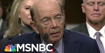 Wilbur Ross Is King Of The Trumpian Thieves: $120M Alleged Stolen