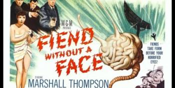 C&L's Sat Nite Chiller Theater:  Fiend Without A Face (1957)
