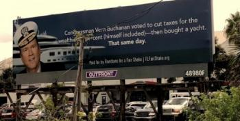 Florida Congressman Who Crafted Tax Cuts Bill Buys Himself A 73' Yacht