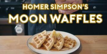 Open Thread - Did Somebody Say Waffle Day?