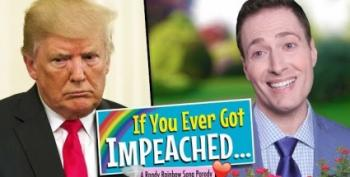 Midday Open Thread - Randy Rainbow Sings 'If You Ever Got Impeached'