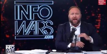 Alex Jones Warns 'Chinese Communists' Will Take Trump Out If Americans Don't Stand Up For InfoWars