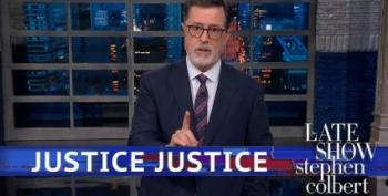 Stephen Colbert: 'No, Not Every Man Goes Through A Sexual-Assaulter Phase'