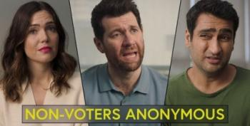 Open Thread - Billy Eichner And 'Non Voters Anonymous'