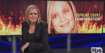 Samantha Bee Reacts To Kavanaugh With Fire