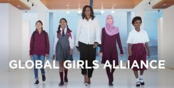 Channeling Aretha, Michelle Obama's Global Girls Alliance Video Is A Feel Good Break We All Need