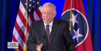 Bredesen's Kavanaugh Backlash In Tennessee Does Not Mean 'Let Blackburn Win'