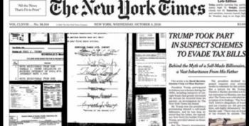 Open Thread - Trump's Just Crazy Not A Self-Made Man