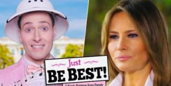 Midday Open Thread: Randy Rainbow Takes On Melania