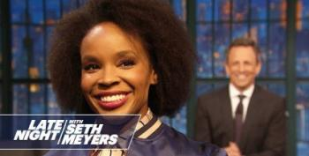 Open Thread - Amber Ruffin Sets Megyn Kelly Straight