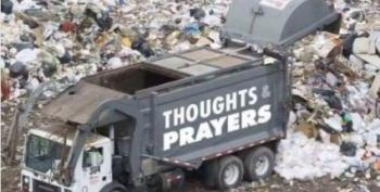 Thoughts And Prayers From The Usual Money-Grubbing Suspects