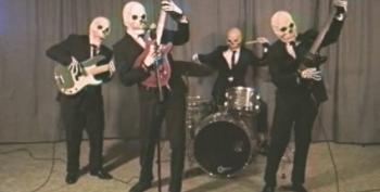 Open Thread - A Halloween Novelty Song?