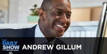 Andrew Gillum Discusses Race And Racism On The Daily Show