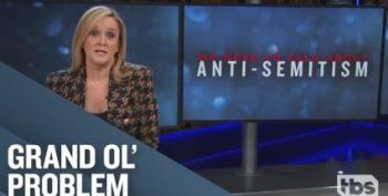 Samantha Bee:  Yeah Trump's Dog Whistle Is Anti-Semitic