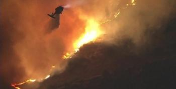 California Fires Burn Hotter, Faster, And Deadlier Than Ever (UPDATED)