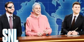 SNL's Pete Davidson Apologizes To Dan Crenshaw And Shares Veterans Day Message