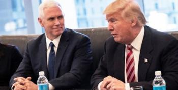 Cuck For Trump: Mike Pence's Adoring Gaze May Be Obsolete