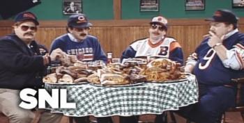 Chicago Bears Vs. Detroit Lions Thanksgiving Football Thread