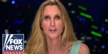 Ann Coulter: U.S. Should Invade Mexico And Shoot Migrants So GOP Can Keep Getting Elected