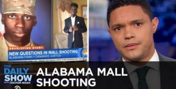 Trevor Noah Destroys 'Good Guy With A Gun' Lie After Police Killing In Alabama