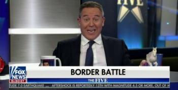 Fox News' Frat Boy Greg Gutfeld Goes After 'Bozoface' Joe Scarborough