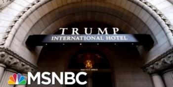 So What's The Legal Remedy For An Emoluments Clause Violation?