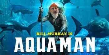 Jason Momoa Eat Your Heart Out: Bill Murray IS Aquaman