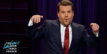 James Cordon Can't Get Over Trump's 'Smocking' Habit