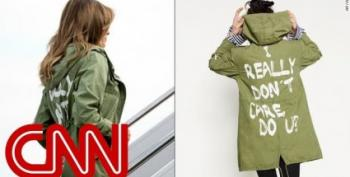 Crookie 2018 Worst Dressed Award: Melania And Manafort's Jackets