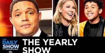 The Daily Show's Year In Review