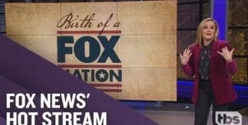 Samantha Bee's Birth Of A Fox Nation
