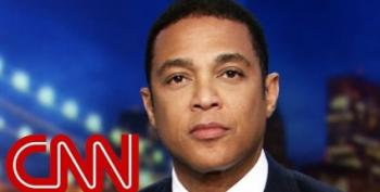 Don Lemon Lets Trump Have It For Shutdown Tweet: 'Outrageous'