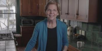 Elizabeth Warren Is In