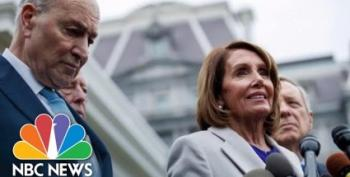 Trump Dropped Several 'F Bombs' At Meeting With Pelosi And Schumer