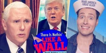 Randy Rainbow Sings: 'There Is Nothing Like A Wall!'
