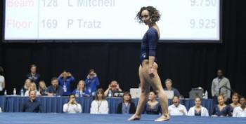 Floor Gymnastics:  A Perfect 10