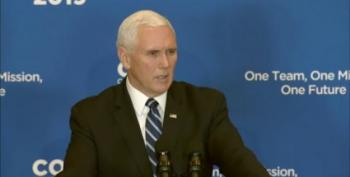 American Troops Were Killed By ISIS Bomb Today.  Mike Pence Claims ISIS Has Been Defeated