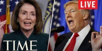 Senate Votes On Trump Shutdown - Both Fail