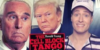 New Randy Rainbow:  Cell Block Tango!
