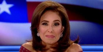 Right Fight! Jeanine Pirro Goes After Ann Coulter, Teeth Bared